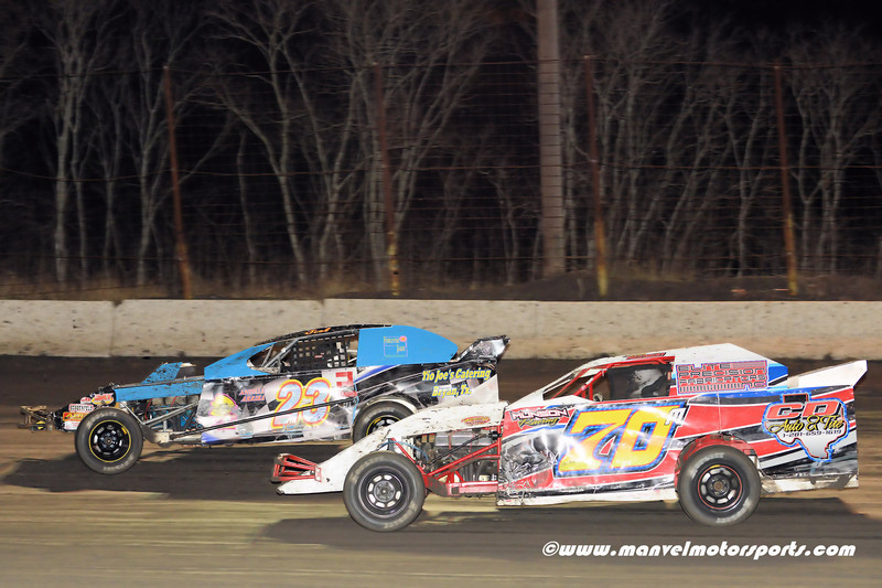 Battleground Speedway, 22 February 2014