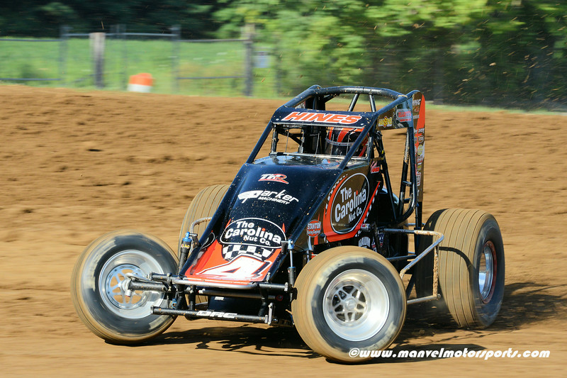 Lincoln Park Speedway 17 July 2014