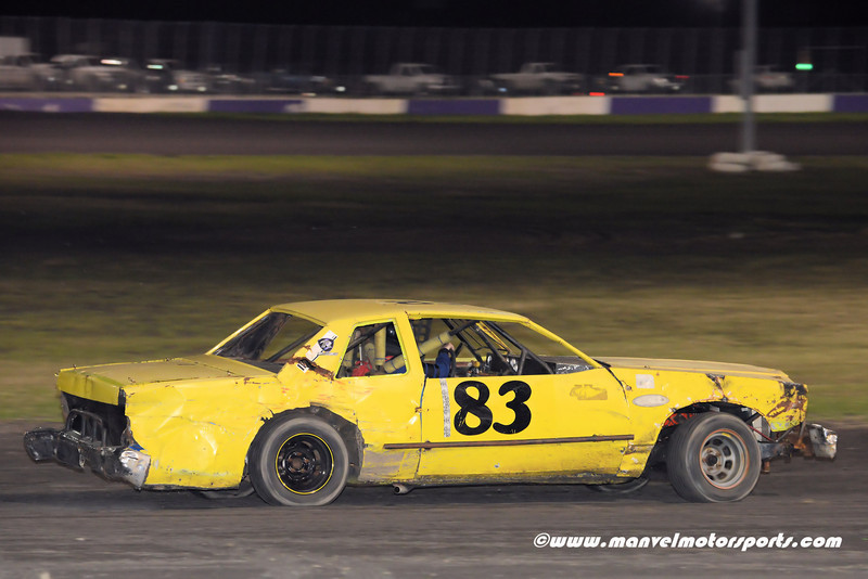Royal Purple Raceway 1 March 2014