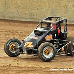 dirt track racing image - DSC_5489