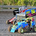 dirt track racing image - DSC_5421