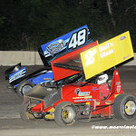 dirt track racing image - DSC_7178