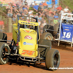 dirt track racing image - DSC_5587