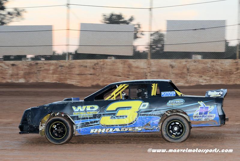 Bronco Raceway Park 29 August 2015