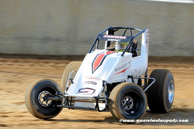 Lawrenceburg Speedway 12 July 2015