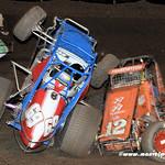 dirt track racing image - DSC_5446