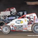 dirt track racing image - DSC_5524