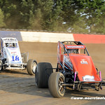 dirt track racing image - DSC_9837