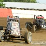 dirt track racing image - DSC_9804