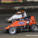 dirt track racing image - DSC_1924